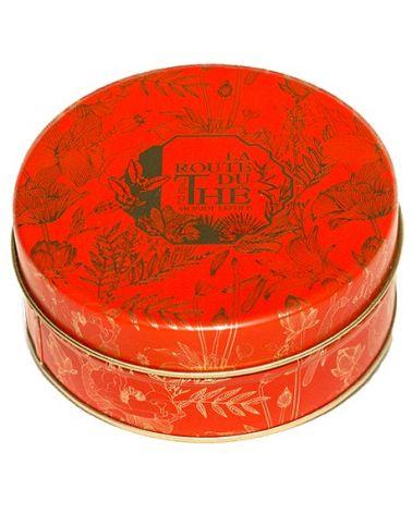 SMALL RED TEA BOX LA ROUTE DU THÉ
