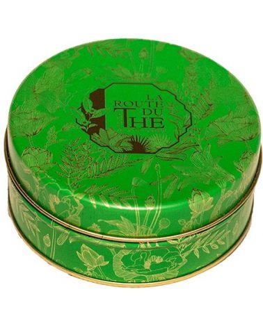 SMALL GREEN TEA BOX LA ROUTE DU THÉ