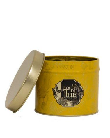 YELLOW TEA BOX LA ROUTE DU THÉ