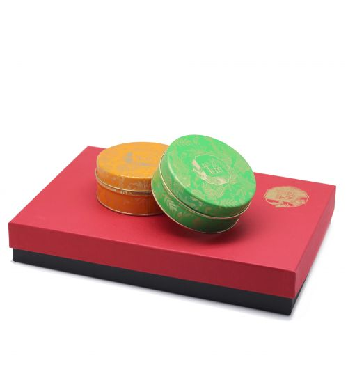 JOURNEY ON THE ROAD OF TEA - GIFT BOX