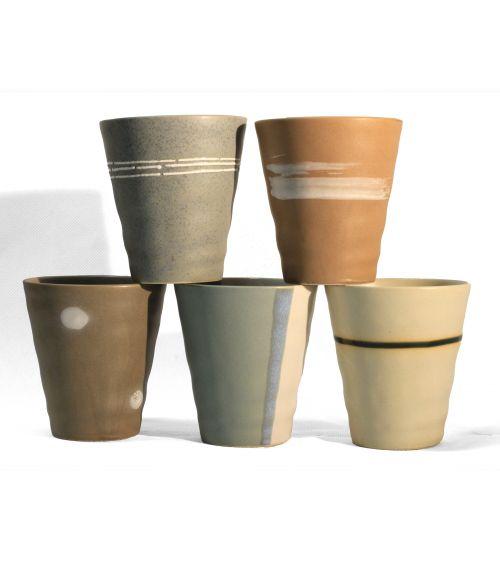 COFFRET DE CINQ MUGS – AMAS