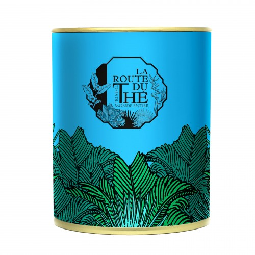 BOÎTE CARTON RECYCLABLE TURQUOISE