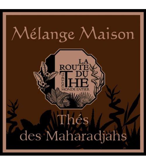 THE DES MAHARADJAHS