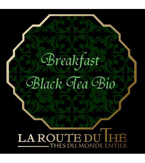 BREAKFAST BLACK TEA BIO